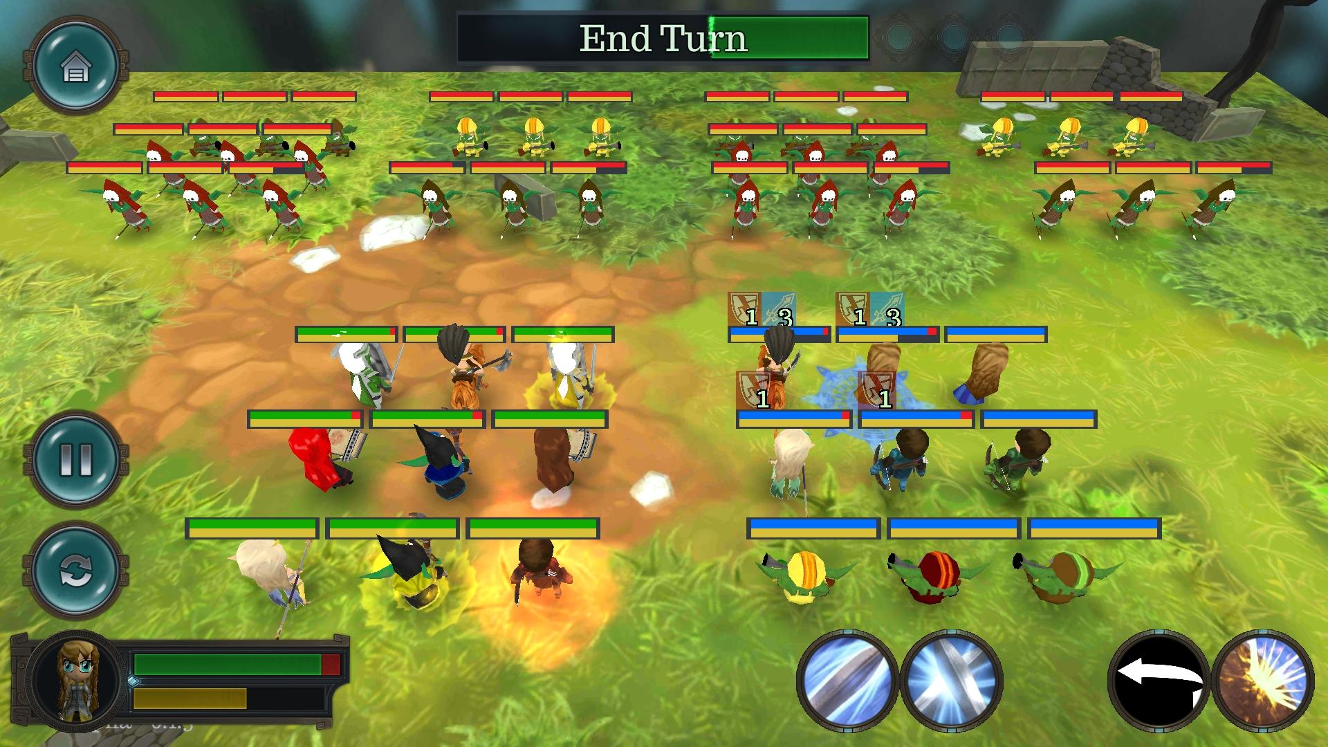 Battle Effects – Journey Online